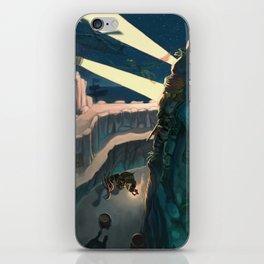 Forsaken Fortress iPhone Skin