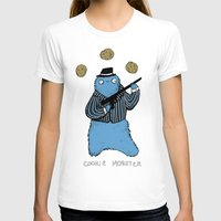 cookie monster T-shirts featuring Cookie Mobster by Sophie Corrigan