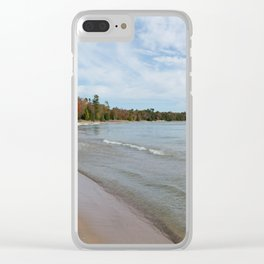 another autumn Clear iPhone Case