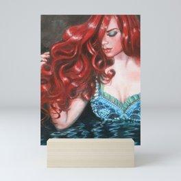 healing waters Mini Art Print