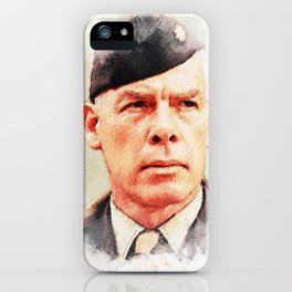 Lee Marvin iPhone Case