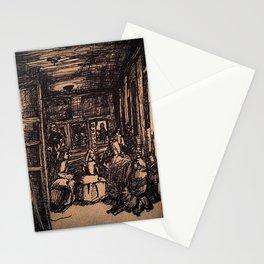Las Meninas  Stationery Cards