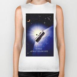 HUBBLE SPACE TELESCOPE. Biker Tank