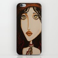 model iPhone & iPod Skins featuring model by Gabriele Perici