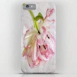 Vintage Tulip iPhone Case