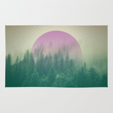 Orchid Vibes Forest Rug