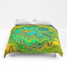 Wonky Comforters