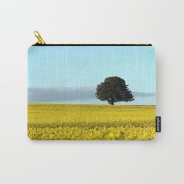 Fife's Golden Fields Of Rapeseed. Carry-All Pouch