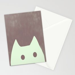 cat 350 Stationery Cards