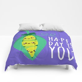 Ha Pea Day to You Comforters