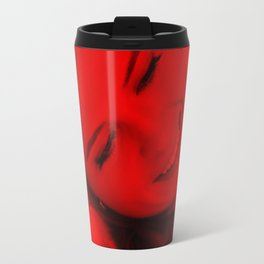 Maria Sharapova - Sports Celebrity (Photographic Art) Travel Mug