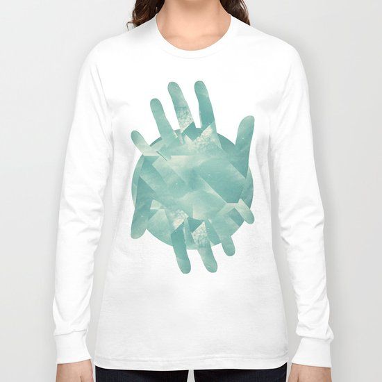 sky for walk Long Sleeve T-shirt