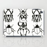 insects iPad Cases featuring Insects by Kim Cooper Collections