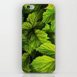 Floral V2 iPhone Skin
