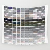 pantone Wall Tapestries featuring PANTONE glossary - Iceland - Hellnar by Paolo Gianfrancesco