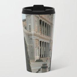 Walk Through Madrid Travel Mug