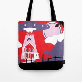 LOST TIME :: NOCTURNAL VISITATION Tote Bag