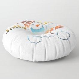 Jolly Xmas Floor Pillow