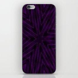 Eggplant Purple iPhone Skin