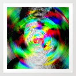 Psychoactive Art Print