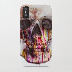 True Blood B iPhone X Slim Case