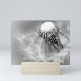 Dandelion Whispers Mini Art Print