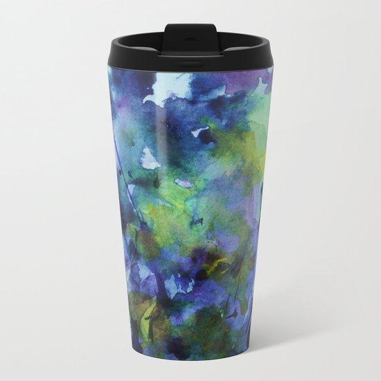 purple dream Metal Travel Mug