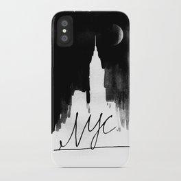 New York City iPhone Case