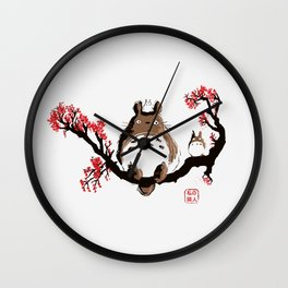 Traditional Toto Wall Clock