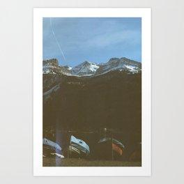 Switzerland3 Art Print