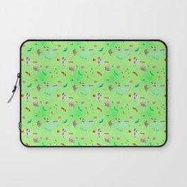 Candy (lime version) Laptop Sleeve
