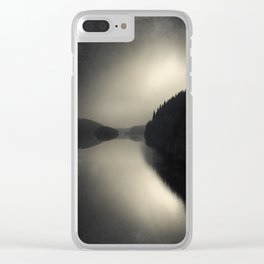 Treacherous Waters Clear iPhone Case