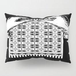 Rug Hooking Pillow Sham