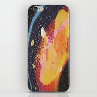radiohead iPhone & iPod Skins featuring Radiohead InRainbows by molliemacks