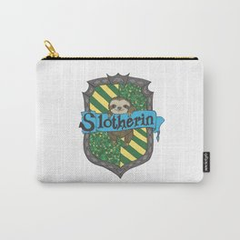 Slotherin Carry-All Pouch