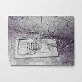 mouse trap Metal Print