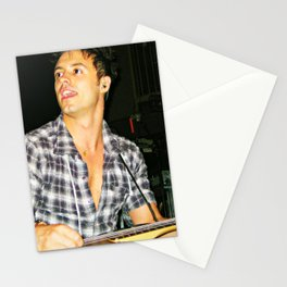Morgan Dorr from the band Boys Like Girls  Stationery Cards