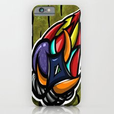 Digital Abstract Graffiti #3 iPhone 6s Slim Case