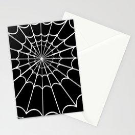 Spider Webs Stationery Cards