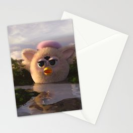 The Longest Furby Stationery Cards