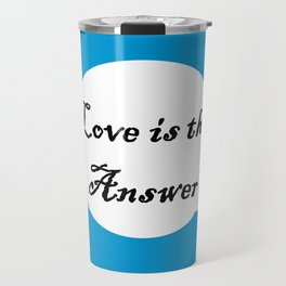 Love B Travel Mug