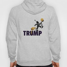 Trump Served Daily.  Hoody