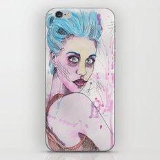 Raggedy Ally iPhone & iPod Skin