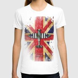 Spitfire Mk.IX T-shirt