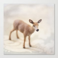 Doe Eyed  Canvas Print