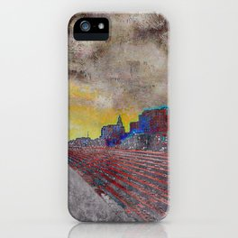 Downtown III iPhone Case