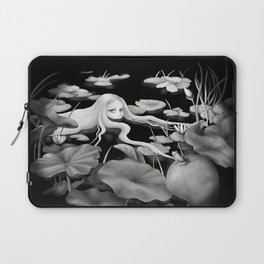 in the water Laptop Sleeve