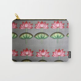 Lotus of the Lord Carry-All Pouch