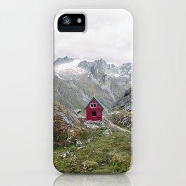 Mint Hut iPhone Case