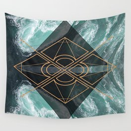 So Dramatic Wall Tapestry